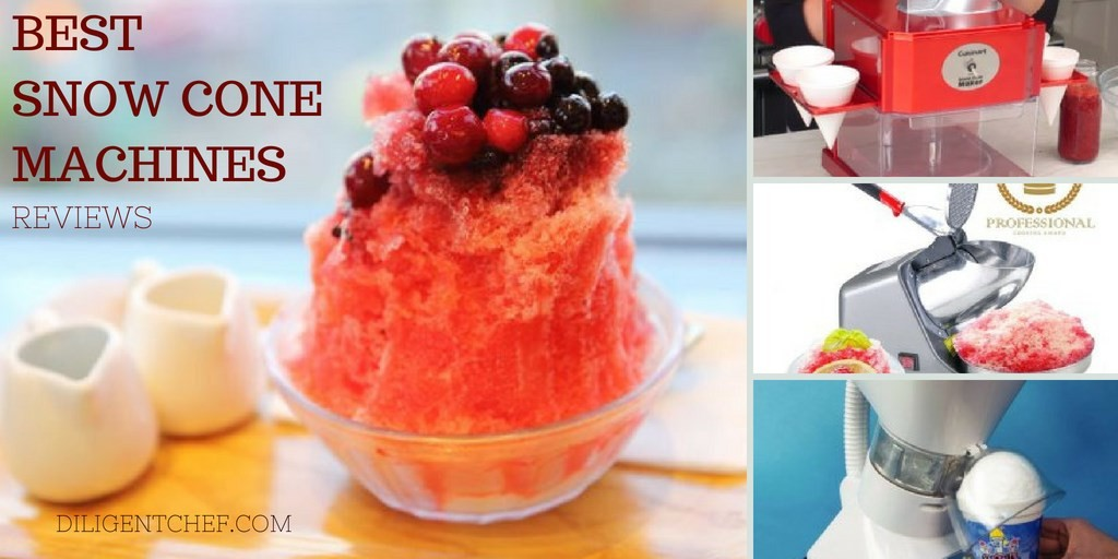 Best Snow Cone Machine Reviews