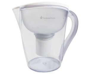 Invigorated Living Alkaline Water Pitcher