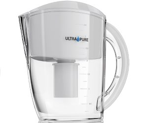 UltraPure Alkaline Water Pitcher Ionizer