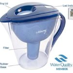 Wamery Alkaline Water Pitcher