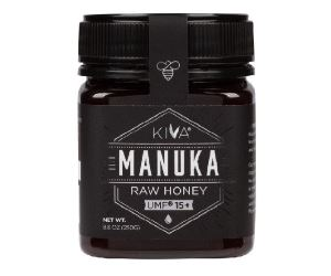 Kiva Certified UMF 15 Raw Manuka Honey