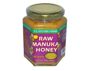 YS Eco Bee Farms Raw Manuka Honey
