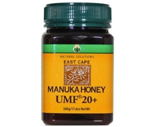 Natural Solutions Manuka Honey