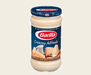 Barilla Creamy Alfredo Pasta Sauce