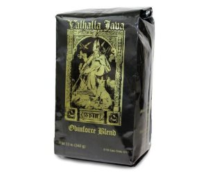 Death Wish Valhalla Java Ground Coffee