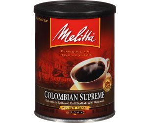 Melitta Ground Coffee