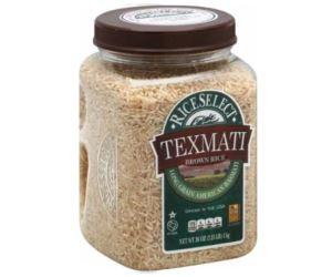 RiceSelect Texmati Long Grain American Basmati Brown Rice