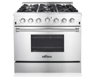 Thor Kitchen 36 inch Gas Range HRG3618
