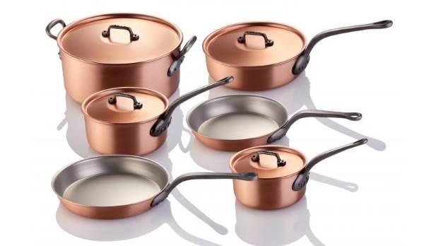 Falk 10-piece Copper Classical Line Executive Set Review