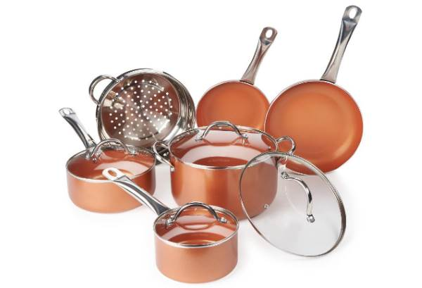Luxury Induction Cookware Set Review