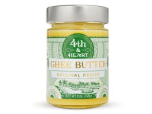 4th & Heart Ghee Butter Review
