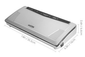 Aicok Vacuum Sealer Review