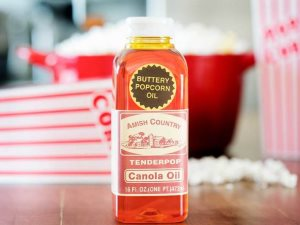 Amish Country Popcorn - Canola Oil Review