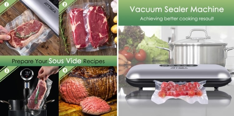 Artsea Vacuum Sealer Review