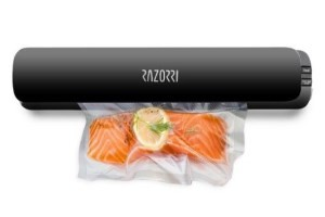 Razorri E1800-C Vacuum Sealer Review