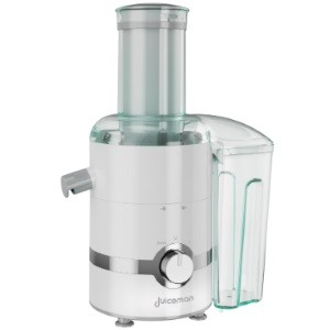 Juiceman 3-in-1 Total Juicer Review