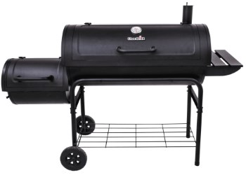 Char-Broil American Gourmet Offset Smoker Review