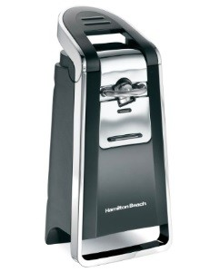 Hamilton Beach 76606ZA Electric Can Opener
