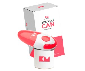 Kitchen Mama Yes You Can Electric Can Opener