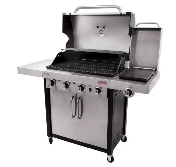 SIGNATURE SERIESTRU-INFRARED 4-BURNER GAS GRILL
