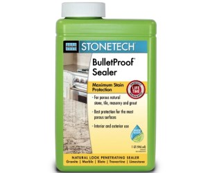 StoneTech BulletProof Sealer - Best Granite Sealer Review