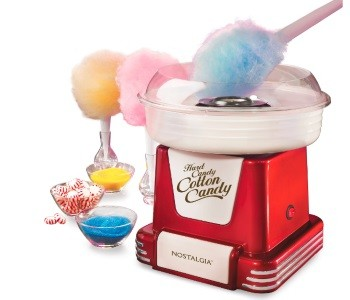 Nostalgia PCM805RETRORED Cotton Candy Maker Review