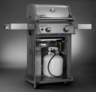 Best small gas grill construction